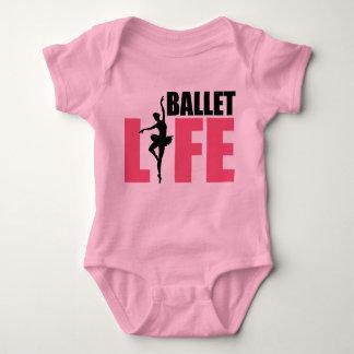 Ballet Life Baby Bodysuit