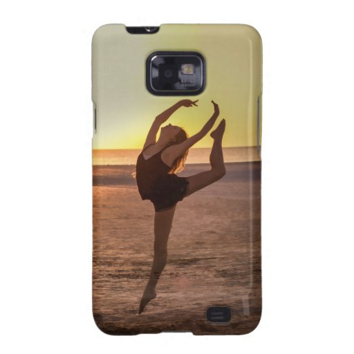 Ballet on the Beach Galaxy S2 Covers