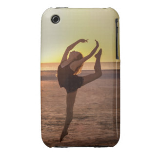 Ballet on the Beach iPhone 3 Case-Mate Cases