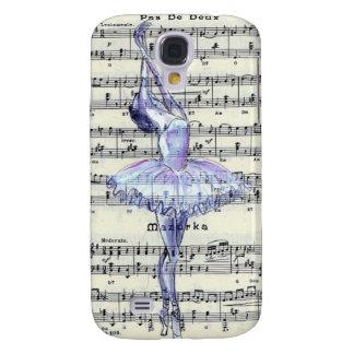 Ballet Pas de Deux Samsung Galaxy S4 Case