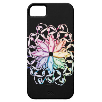 Ballet Pattern (spectral) Case For The iPhone 5