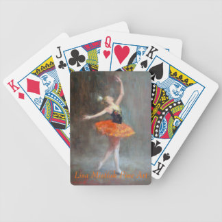 Ballet Playing Cards