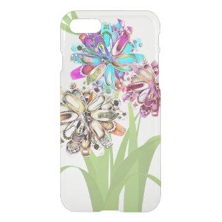 Ballet pointe shoe flower phone case