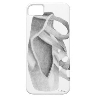 Ballet Pointe Shoe Graphic iPhone 5 Cases