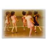 Ballet Practice Print