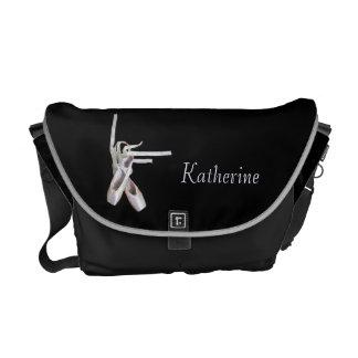 'Ballet' Rickshaw Messenger Bag