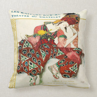 Ballet Russes Pillow Cushion