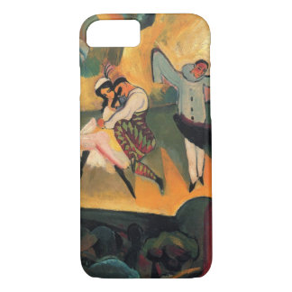 Ballet Russes, Russian Ballet by August Macke iPhone 7 Case