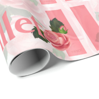 BALLET SHOES DANCE 3 Wrapping Paper