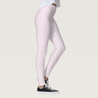 Ballet Slipper Polka Dots Leggings