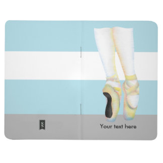 Ballet Slippers Shoes Journals