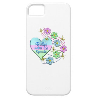 Ballet Sparkles Case For The iPhone 5