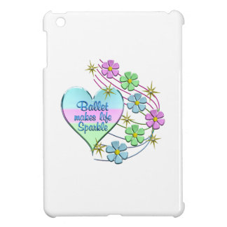 Ballet Sparkles Cover For The iPad Mini
