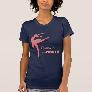 Ballet T-shirts, Stickers & Cards T-Shirt