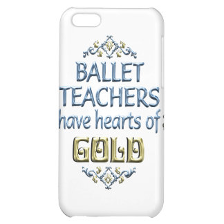 Ballet Teacher Appreciation iPhone 5C Case