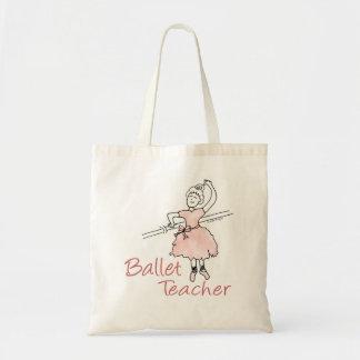 Ballet Teacher Tote Bag