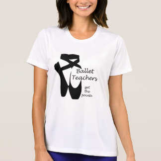 Ballet Teachers Ballerina Pointe Dance Top