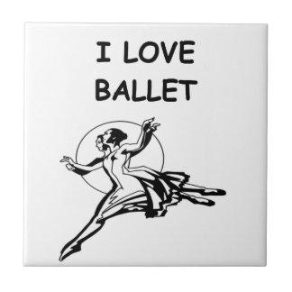 ballet tile