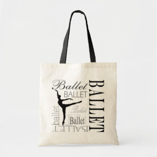 Ballet Tote (customizable) - Arabesque