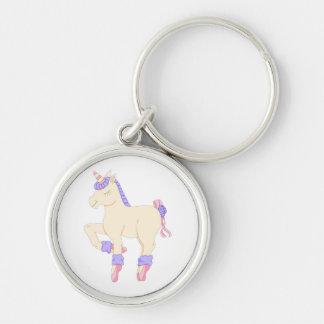 Ballet Unicorn Keychain