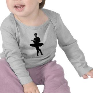 Ballet Vicar T Shirts