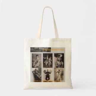Ballets Russes Troupe Tote Bag