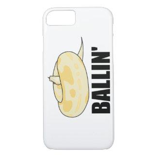 Ballin' Ball Python Phone iPhone 8/7 Case