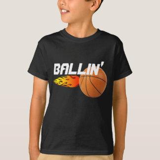 Ballin' Basketball T-shirt