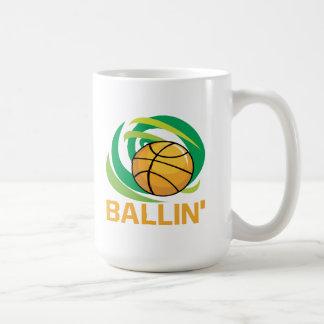 Ballin Coffee Mug