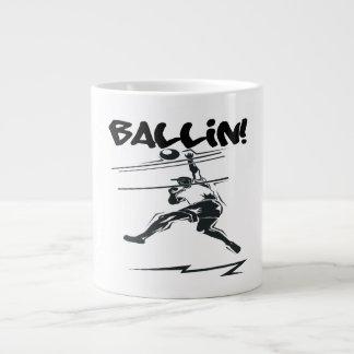 Ballin Jumbo Mug