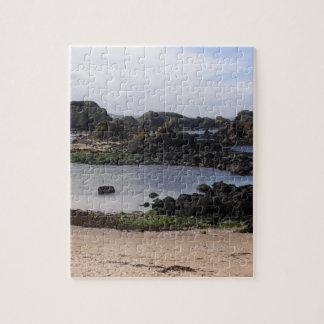Ballintoy Harbor Jigsaw Puzzle