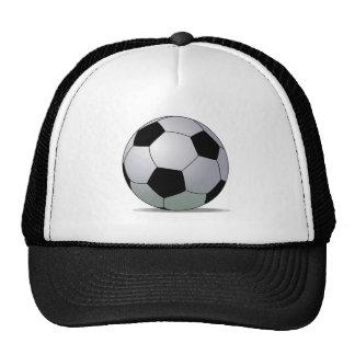 Ballon de football d'Américain du football d'assoc Casquette