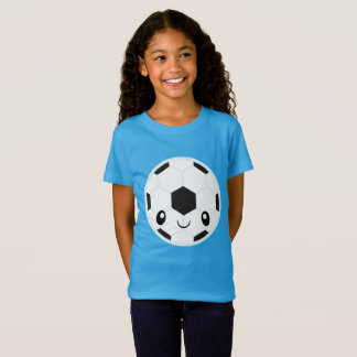 Ballon de football Emoji T-Shirt