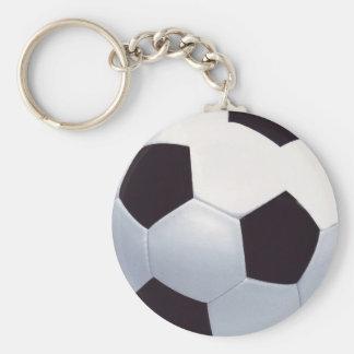 Ballon de football Keychain Porte-clef
