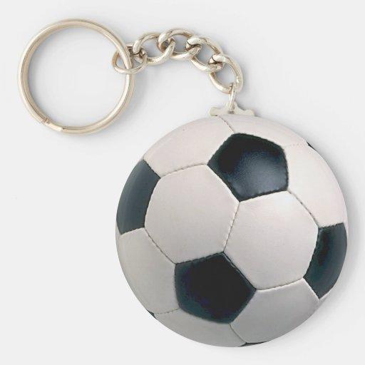 Ballon de football Keychain Porte-clé