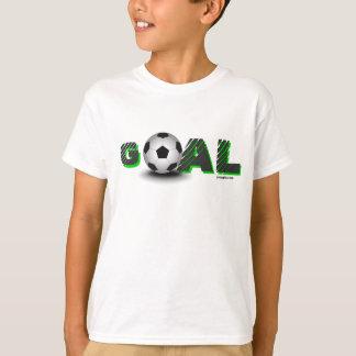 Ballon de football, le football tshirt