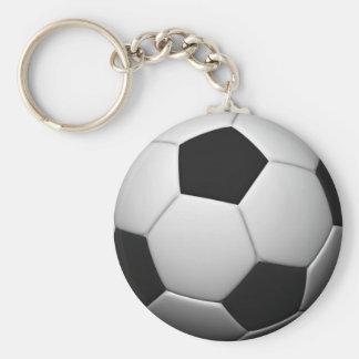 ballon de football porte-clé