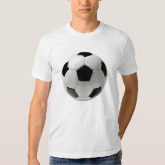 Ballon de football t shirt