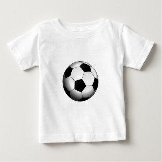 Ballon de football tee-shirt