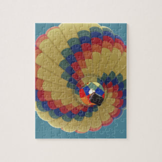 Ballon Launch Jigsaw Puzzle