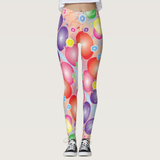 Ballons & Bubbles fashion leggings