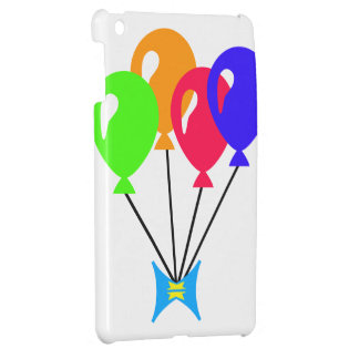 Ballons iPad Mini Case
