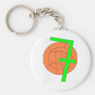 BALLOON 7.jpg TENNIS SHOE Key Chain