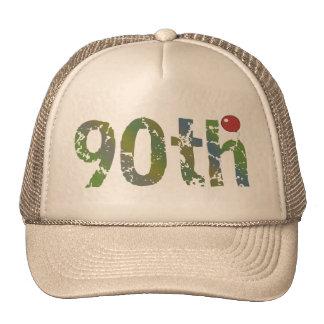 Balloon 90th Birthday Gifts Trucker Hat