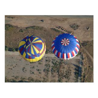 Balloon ABQ-2005-5 Postcard