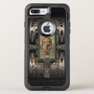 Balloon.Age of Steampunk. OtterBox Defender iPhone 7 Plus Case