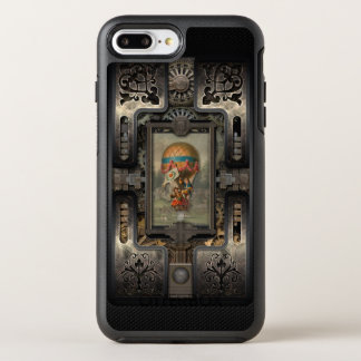 Balloon.Age of Steampunk. OtterBox Symmetry iPhone 7 Plus Case