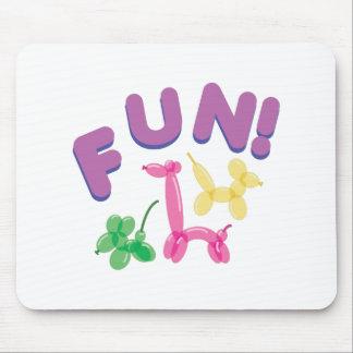 Balloon Animals Fun! Mouse Pad