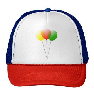 Balloon balloons custom personalize Anniversaries Trucker Hat