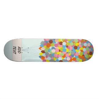 Balloon Celebration Skateboard